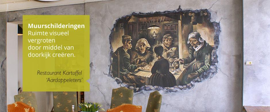 'de Aardappeleters' | Restaurant Kartoffel | Utrecht