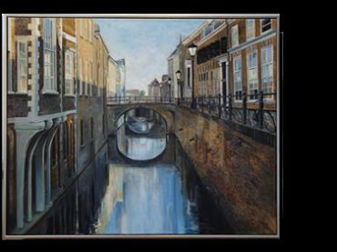 Schilderij <br> Drift Utrecht