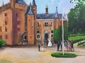 Live Paint Bruiloft Breukelen