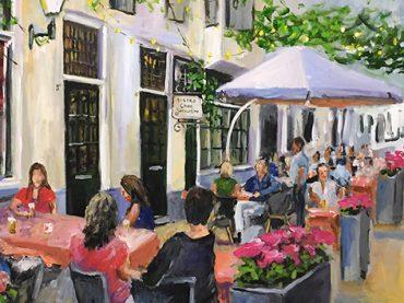 Live Paint Chez Jacqueline