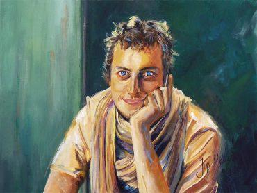 Portret Jip Keijzer