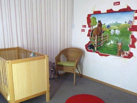 Kinderkamer Boerderij