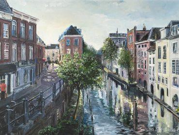Schilderij Lichte Gaard Utrecht