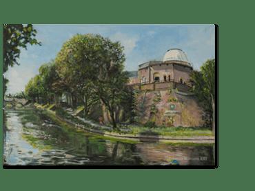 Schilderij Sonnenborgh Utrecht | verkocht