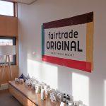 Fairtrade Original Logo Muurschildering