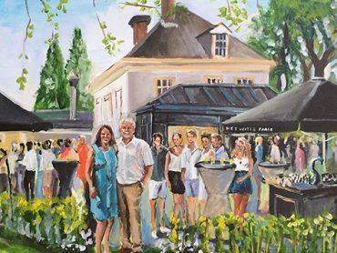 Live Paint Jubileum Delden