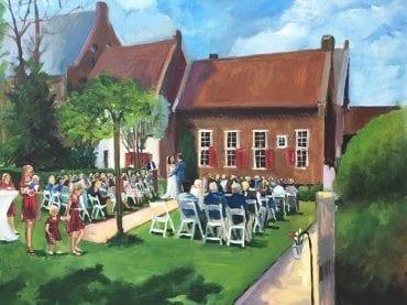 Live Paint Amersfoort