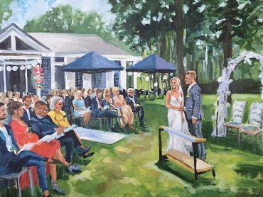 Live Paint Harderwijk