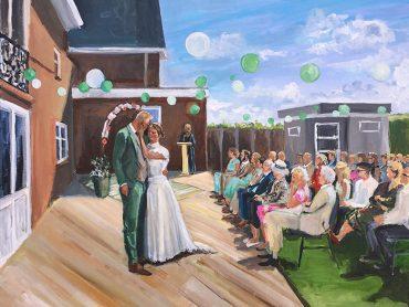 Live Paint Bodegraven