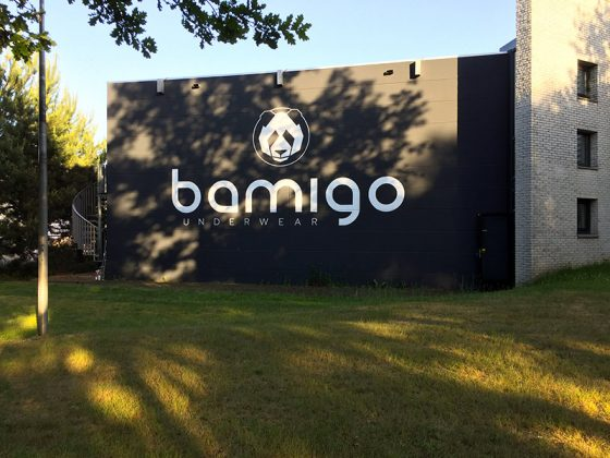 Logo Muurschildering Bamigo