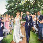 After Paint huwelijk