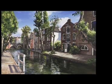 Twijnstraat aan de Werf Utrecht