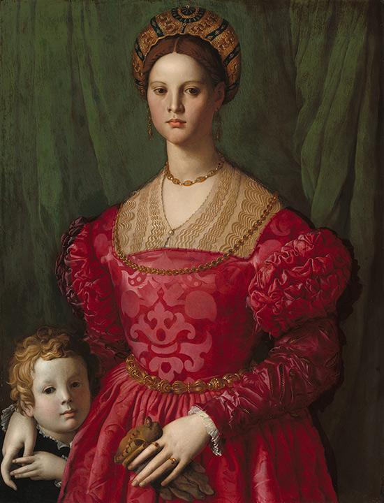 Agnolo Bronzino painting